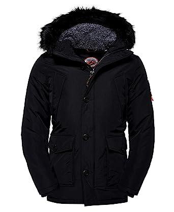 77e312a8041d7e Superdry Everest Parka, Jacket for Men: Amazon.co.uk: Clothing