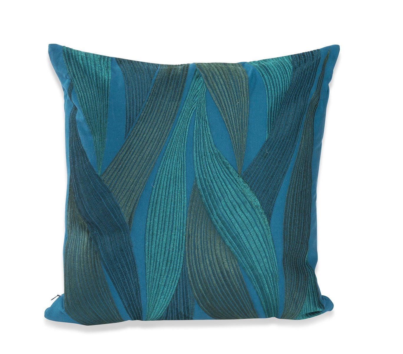 Malini Sorrento Cushion Blue 43 x 43cm: Amazon.co.uk: Kitchen & Home