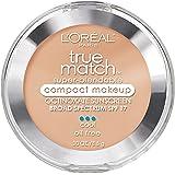 L'Oreal Paris True Match Super-Blendable Compact Makeup, Creamy Natural, 0.30 Ounces