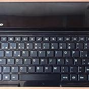 Lenovo S6000 - teclados para móviles (Bluetooth, Español, Negro, Mini): Amazon.es: Informática