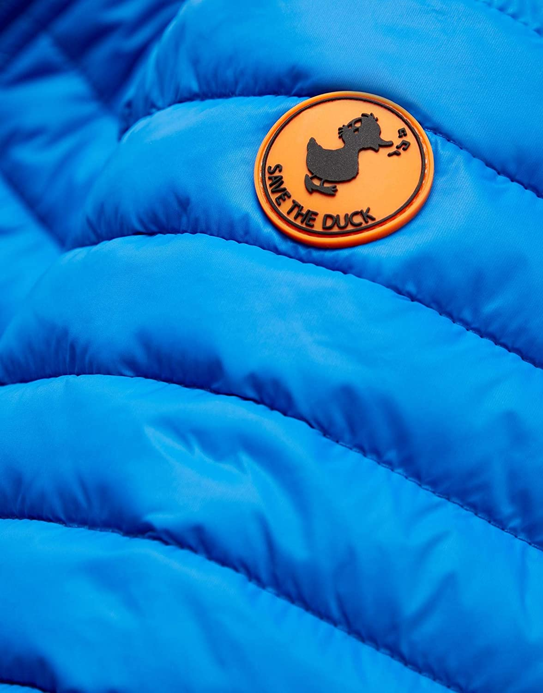 SAVE THE DUCK Giubbotto Marina Blue Modello J3065B