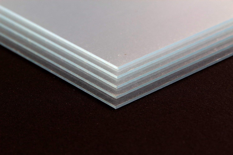 35,6x40,6 cm Homedeco-24 Antireflex-Acrylglas 2mm Platte Zuschnitt in verschiedenen Gr/ö/ßen Hier