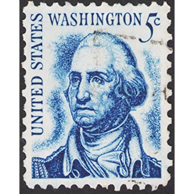 "CVPuzzles George Washington Stamp 504 Piece Jigsaw Puzzle 16"" X 20"": Toys & Games"