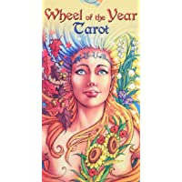 Wheel of Year Tarot: 78 full colour cards and instructions