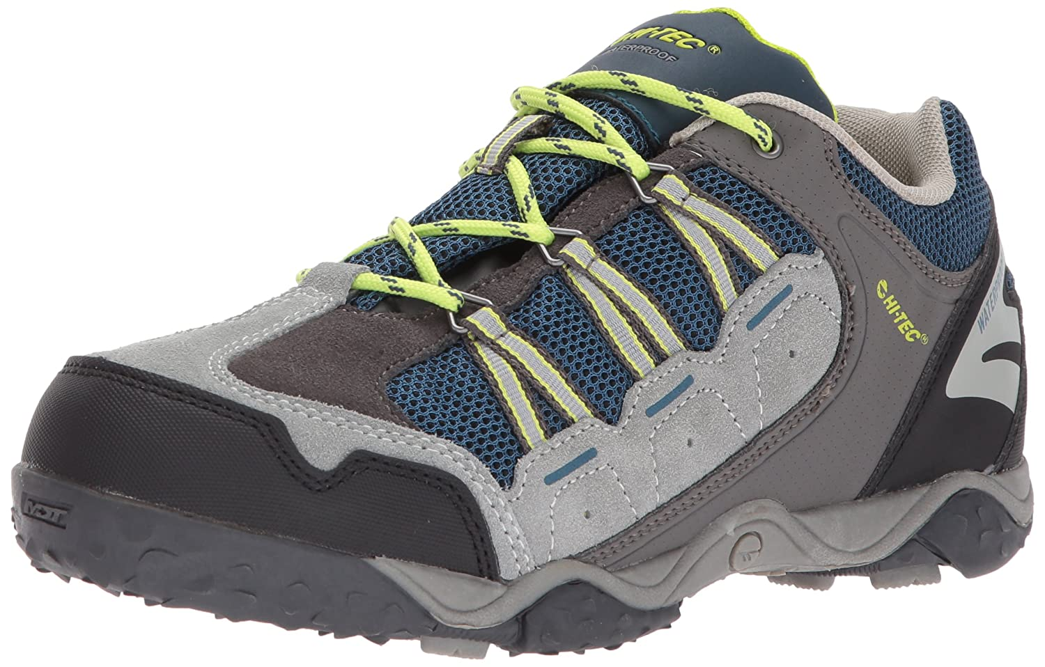 Hi-Tec Kids' Forza Low Jr Waterproof Hiking Shoe