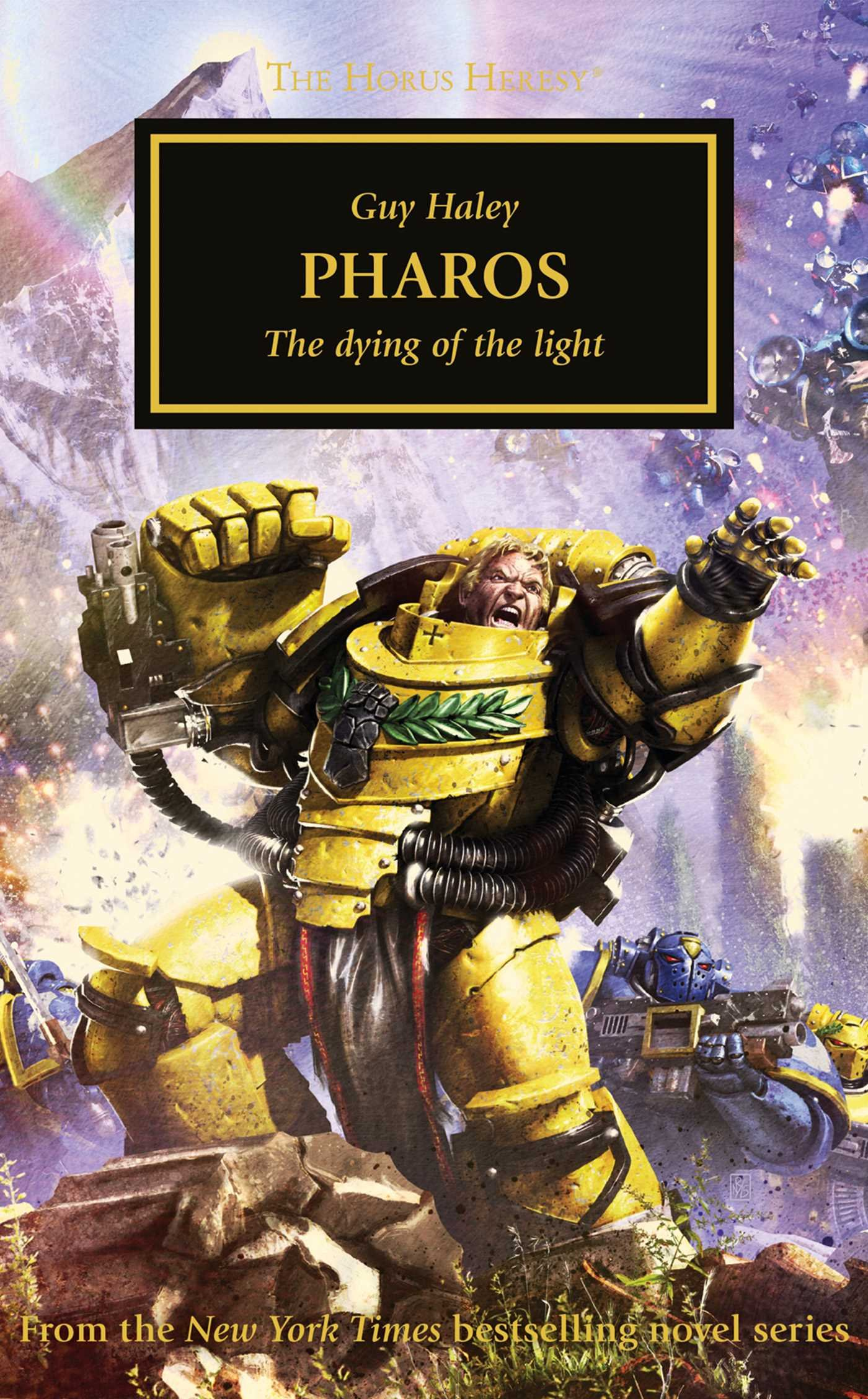 horus heresy how many books