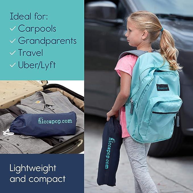 Amazon.com: Hiccapop Uberboost - Asiento de coche inflable ...
