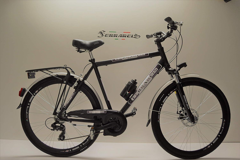 Cicli Ferrareis - Bicicleta de Trekking 28 para Hombre, Paseo, de ...