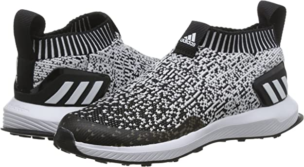 Adidas RapidaRun Laceless Knit J, Zapatillas de Trail Running ...