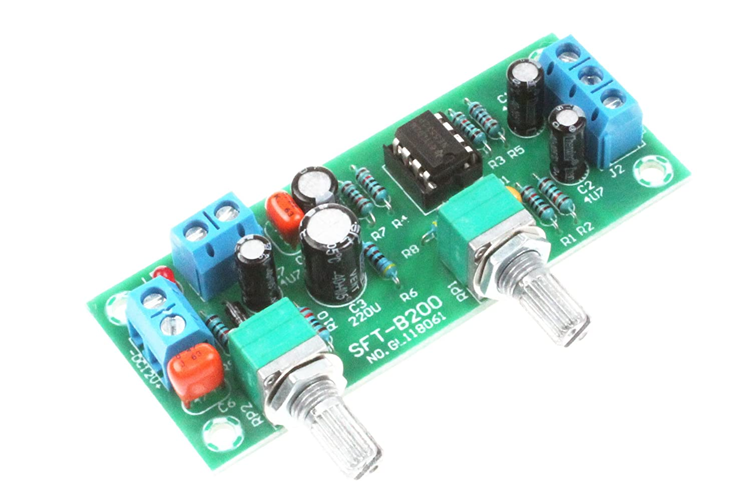 Ne5532 Single Supply Low Pass Filter Board Dc10 24v 22hz Lowpass Subwoofer Frequency Circuit Opamp Chip 300hz Pre Amplifier Preamp Home Audio Theater