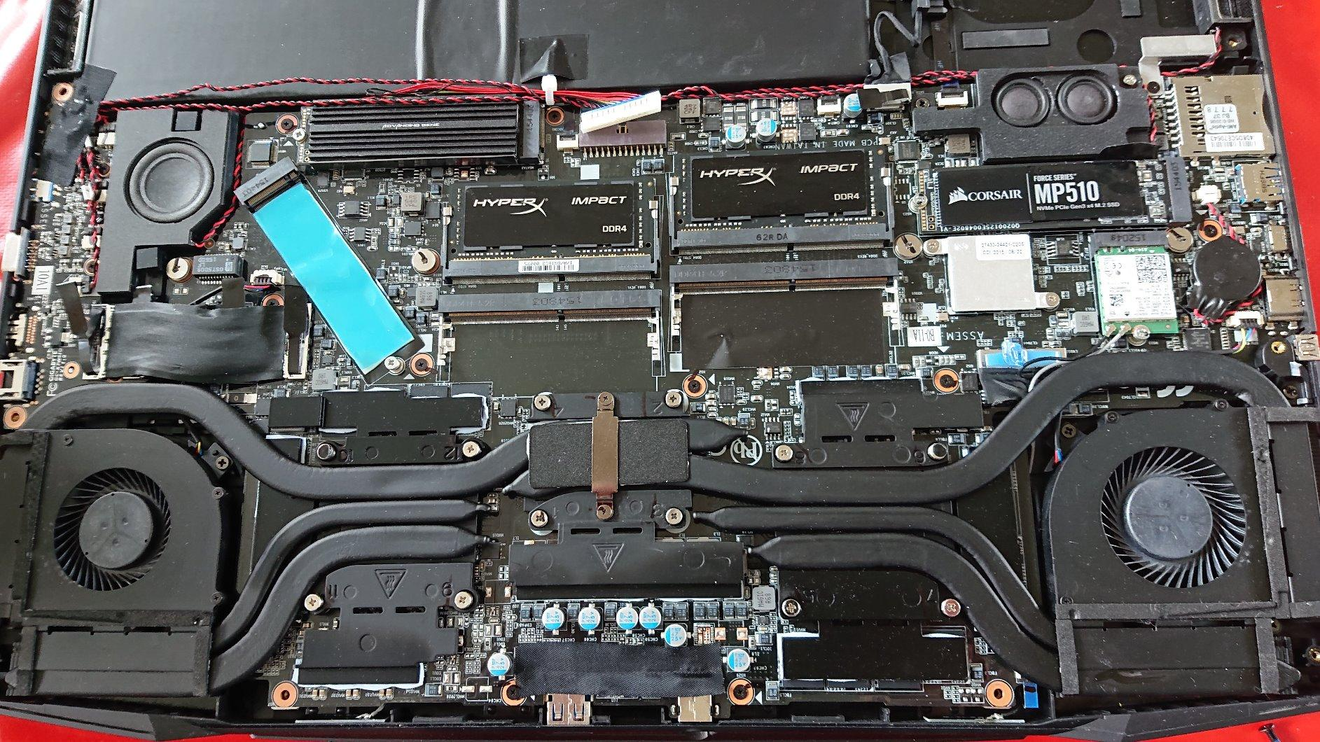 HyperX Impact DDR4 32GB (Kit 2x16GB), 2400 MHz CL14 SODIMM XMP