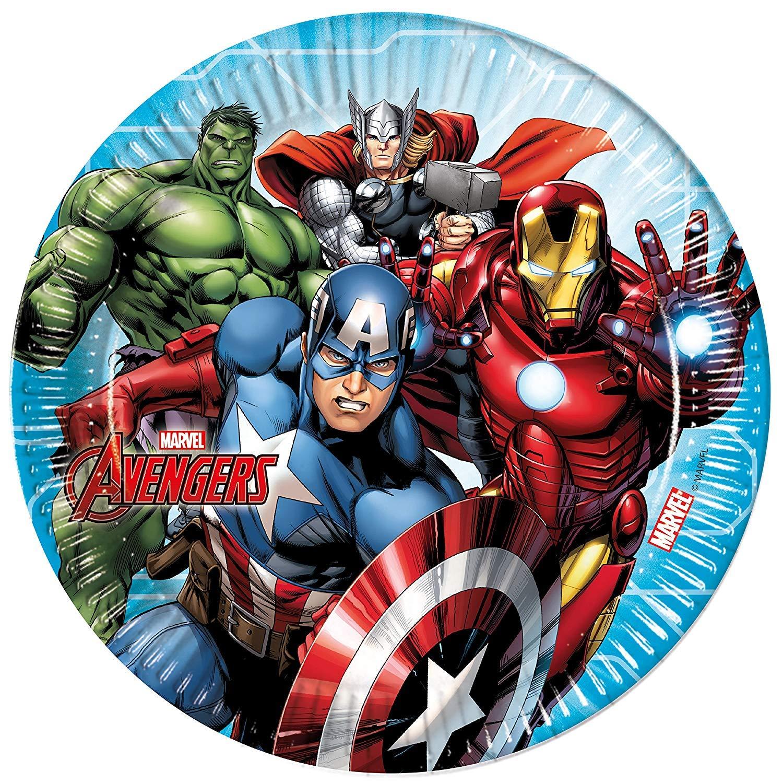 Marvel Avengers de niños Fiesta/Cumpleaños/Fiesta temática ...
