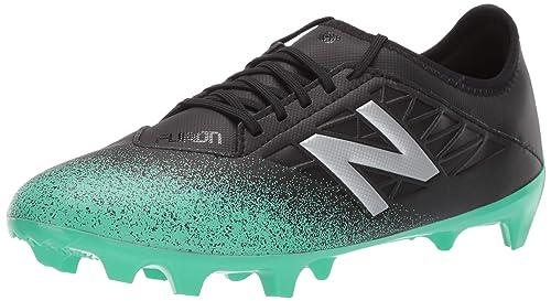 bd2c73f5f154 new balance Men's Furon 5.0 Dispatch Fg Neon Emerald Football Boots-11 UK/ India