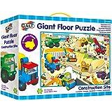 Galt Construction Site Giant Floor Puzzle Puzzle
