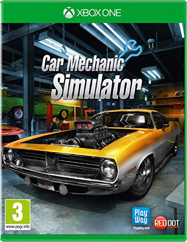 Koch Media Car Mechanic Simulator, Xbox One vídeo - Juego (Xbox ...