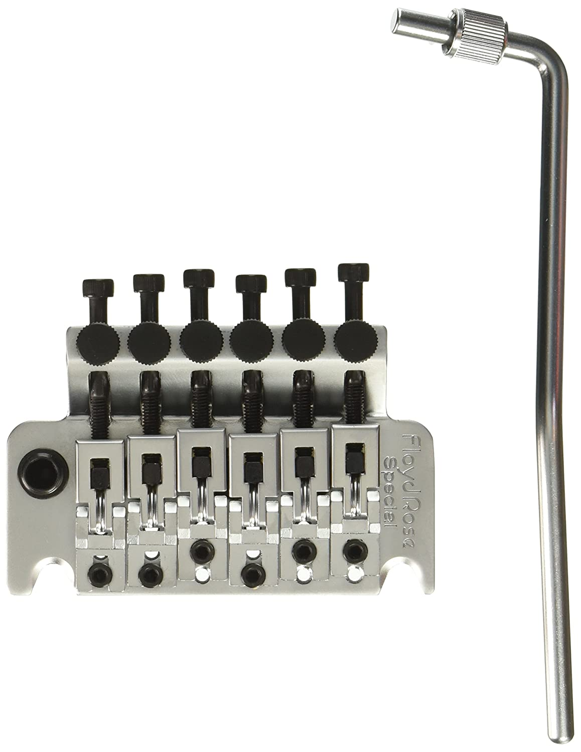 Floyd Rose Special Series Tremolo Bridge W R2as Nut Antique Silver Diagram Musical Instruments Stage Studio