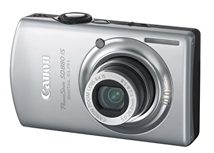amazon com canon powershot sd880is 10mp digital camera with 4x rh amazon com Canon PowerShot G15 Canon PowerShot G12
