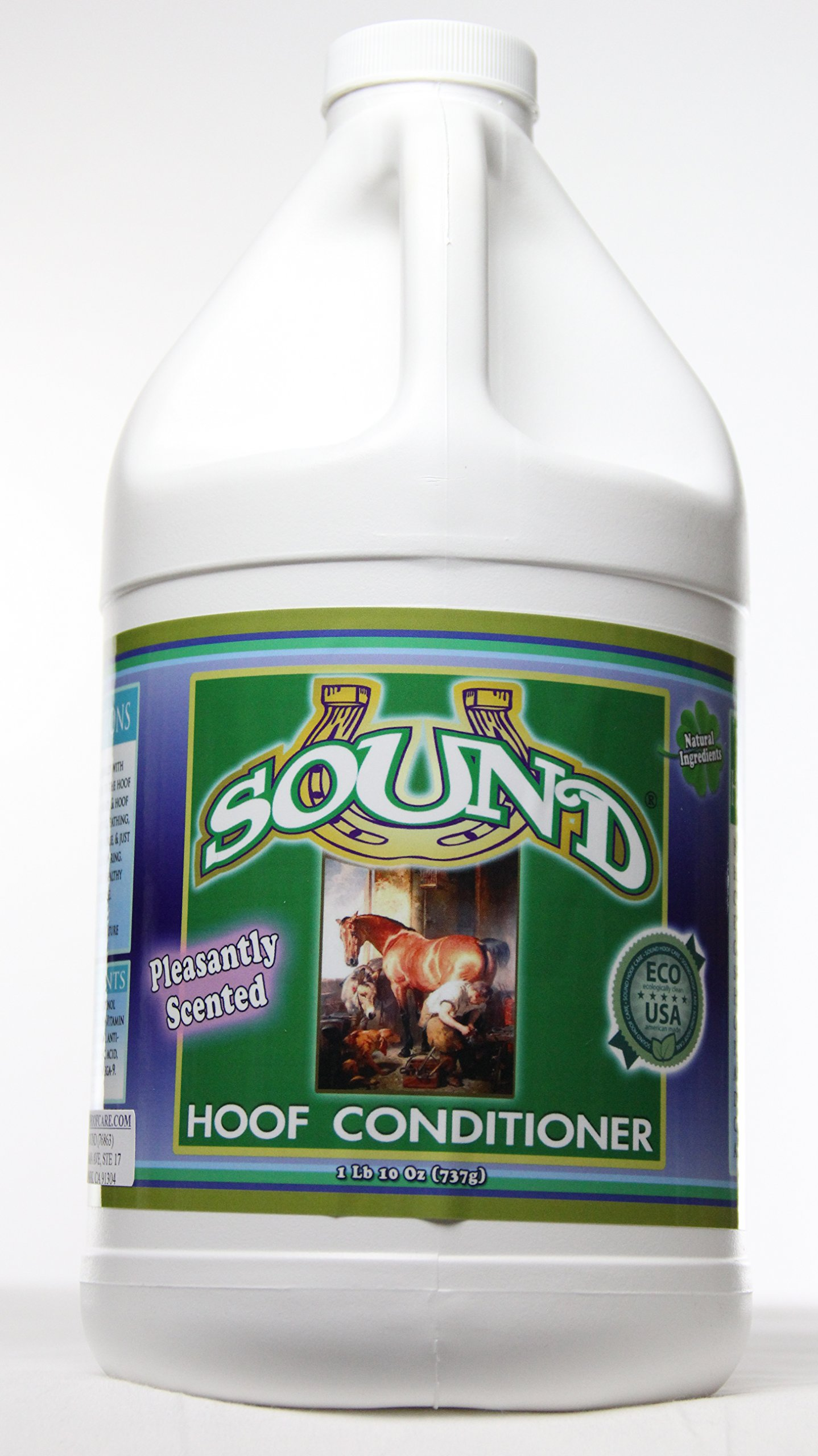 Sound Hoof Conditioner | 2 Quarts