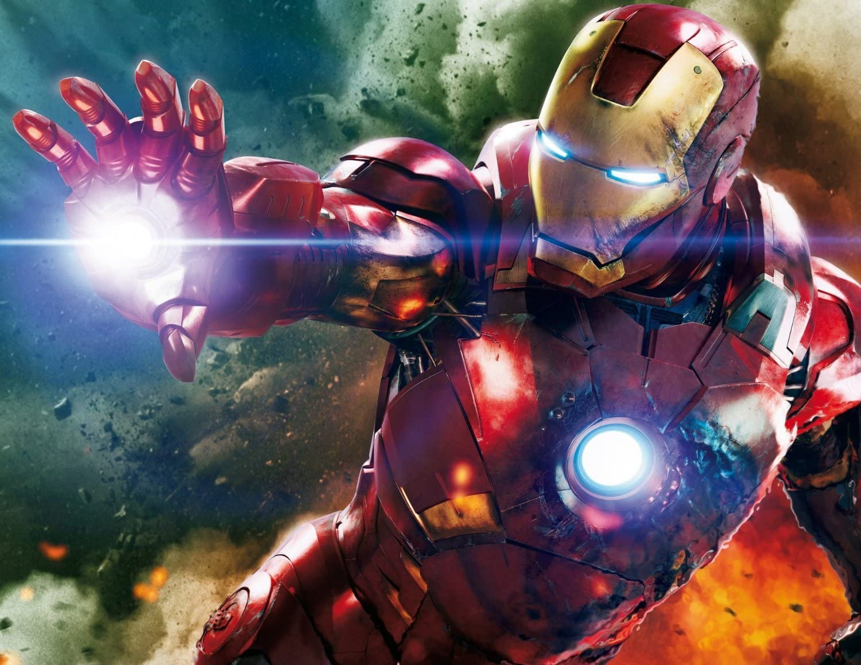 Amazon.com: Ironman los vengadores Comestible imagen foto ...