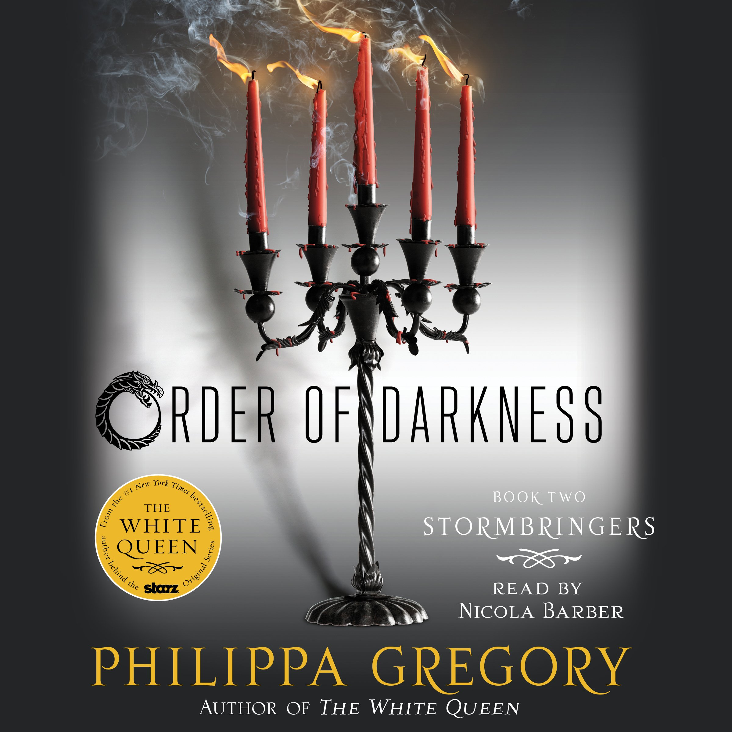 Stormbringers: Order of Darkness, Book 2