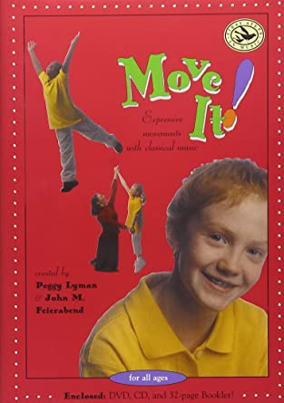 Amazon com: Move It! Expressive Movements with Classical