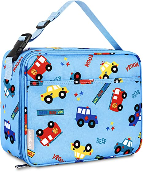 School Work Lunch Bags Insulated Cool Bag Picnic Lunchbox Children Adults New