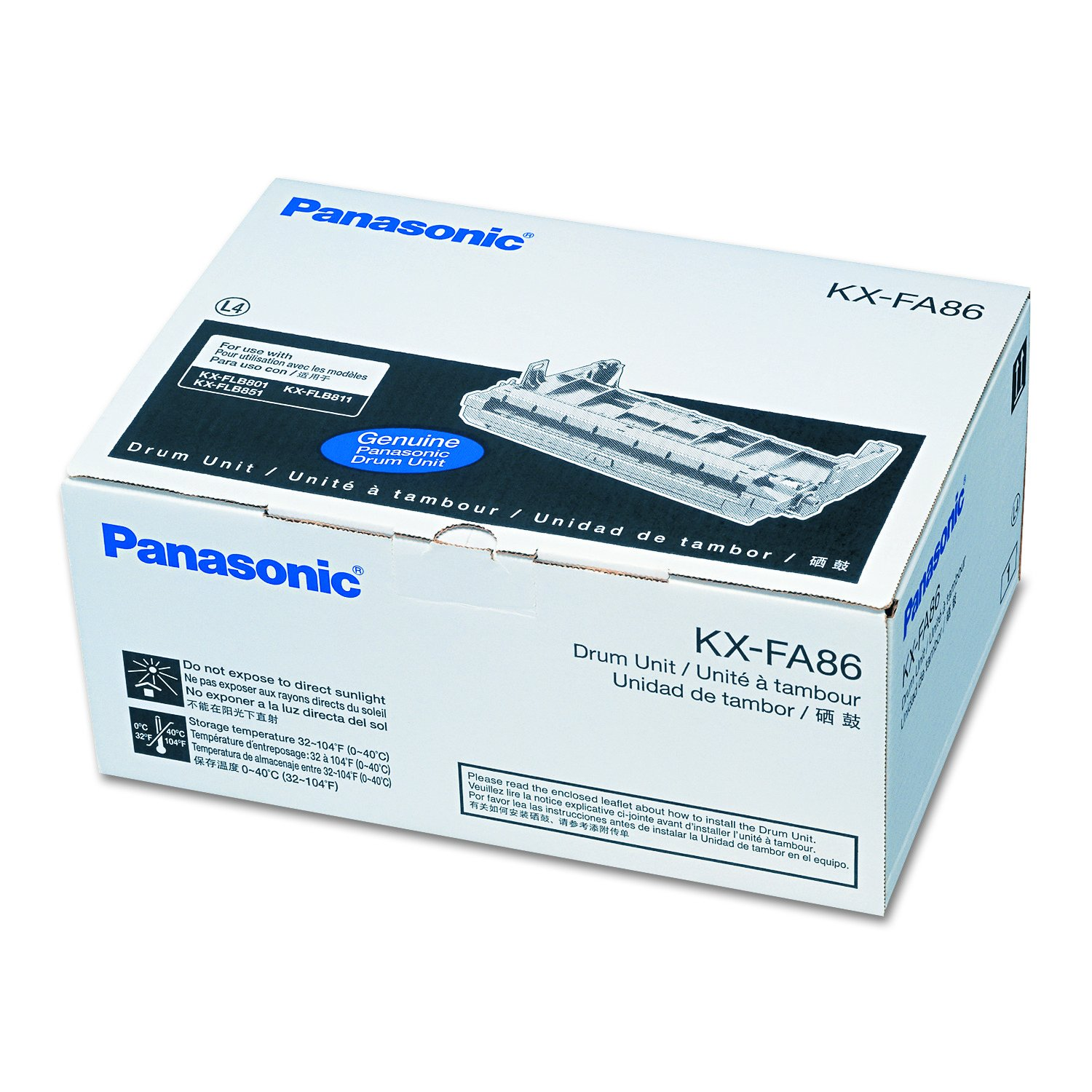 Panasonic KX-FLB756CX Multi-Function Station Treiber Windows XP