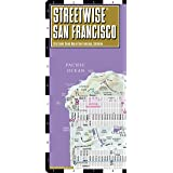 Streetwise San Francisco: City Center Street Map of San Francisco, California (National & International Titles)