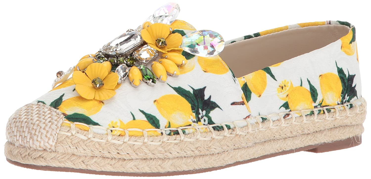 Chinese Laundry Women's Hayden Ballet Flat B076VY712F 7 B(M) US|Yellow Floral