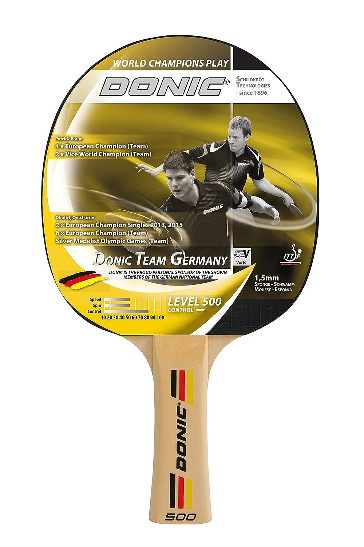 Donic-Schildkröt Table Tennis Bat Team Germany 500 713053