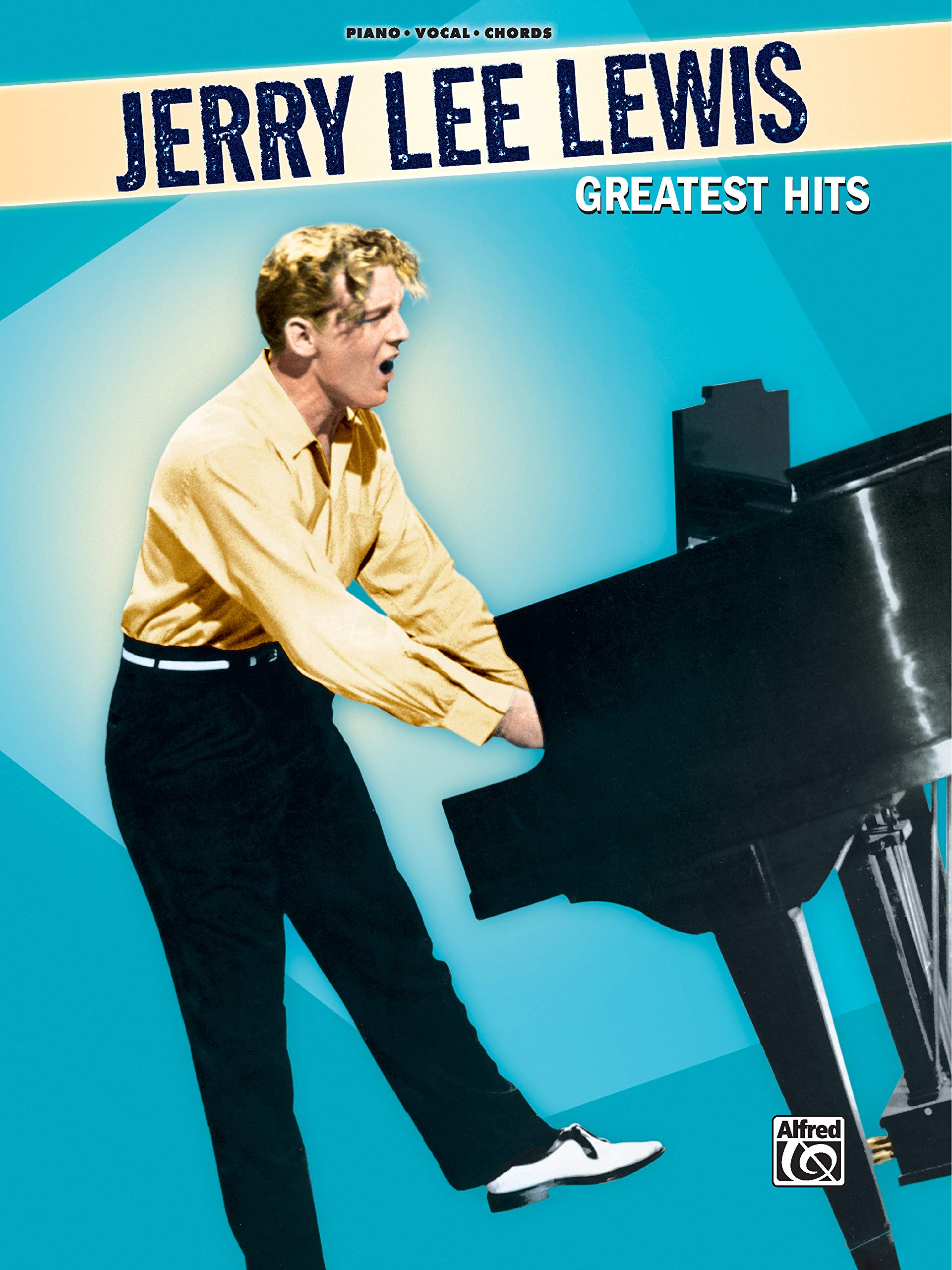 Amazon   Jerry Lee Lewis: Greatest Hits   Lewis, Jerry Lee   Piano