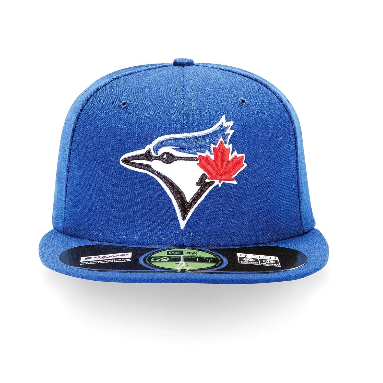new product 4e81b cd0f9 New Era Cap Toronto Blue Jays AC Performance 758 Cap, Baseball Caps -  Amazon Canada