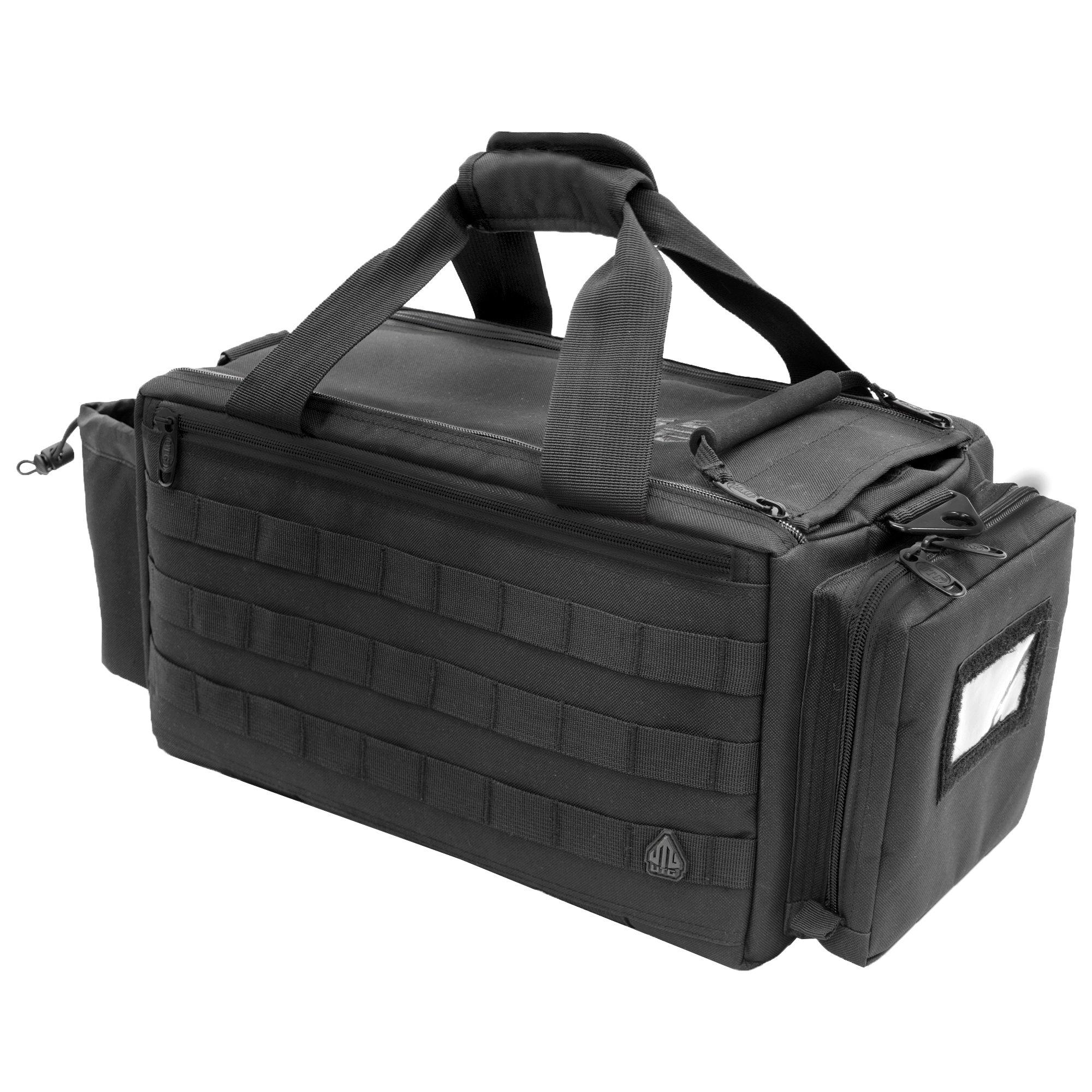 UTG All in One Range/Utility Go Bag, Black, 21'' x 10'' x 9'' by UTG (Image #2)