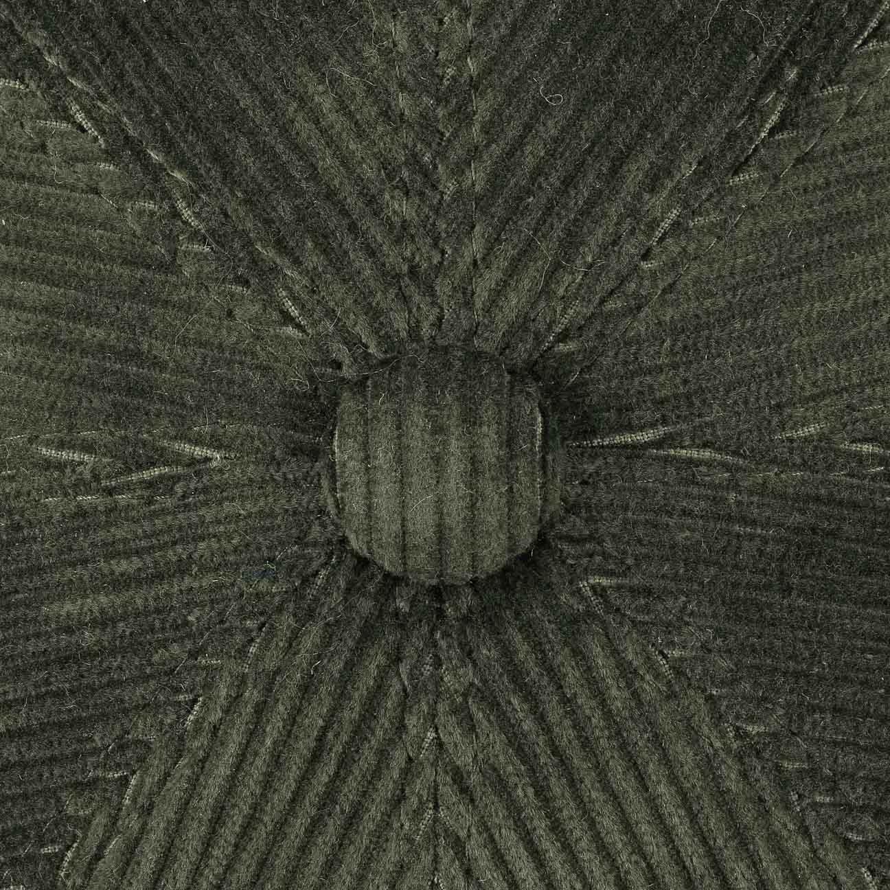 in Cotone Made in Italy Lipodo 8 Panel Cord Coppola da Uomo Berretto Invernale Imbottito Autunno//Inverno con Visiera Monocromatico Stile Regular Fit |