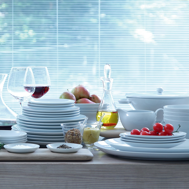 12-Piece AD306WS 10-Ounce Excellant/é Tribune Melamine Collection 6-1//4-Inch Salad Bowl