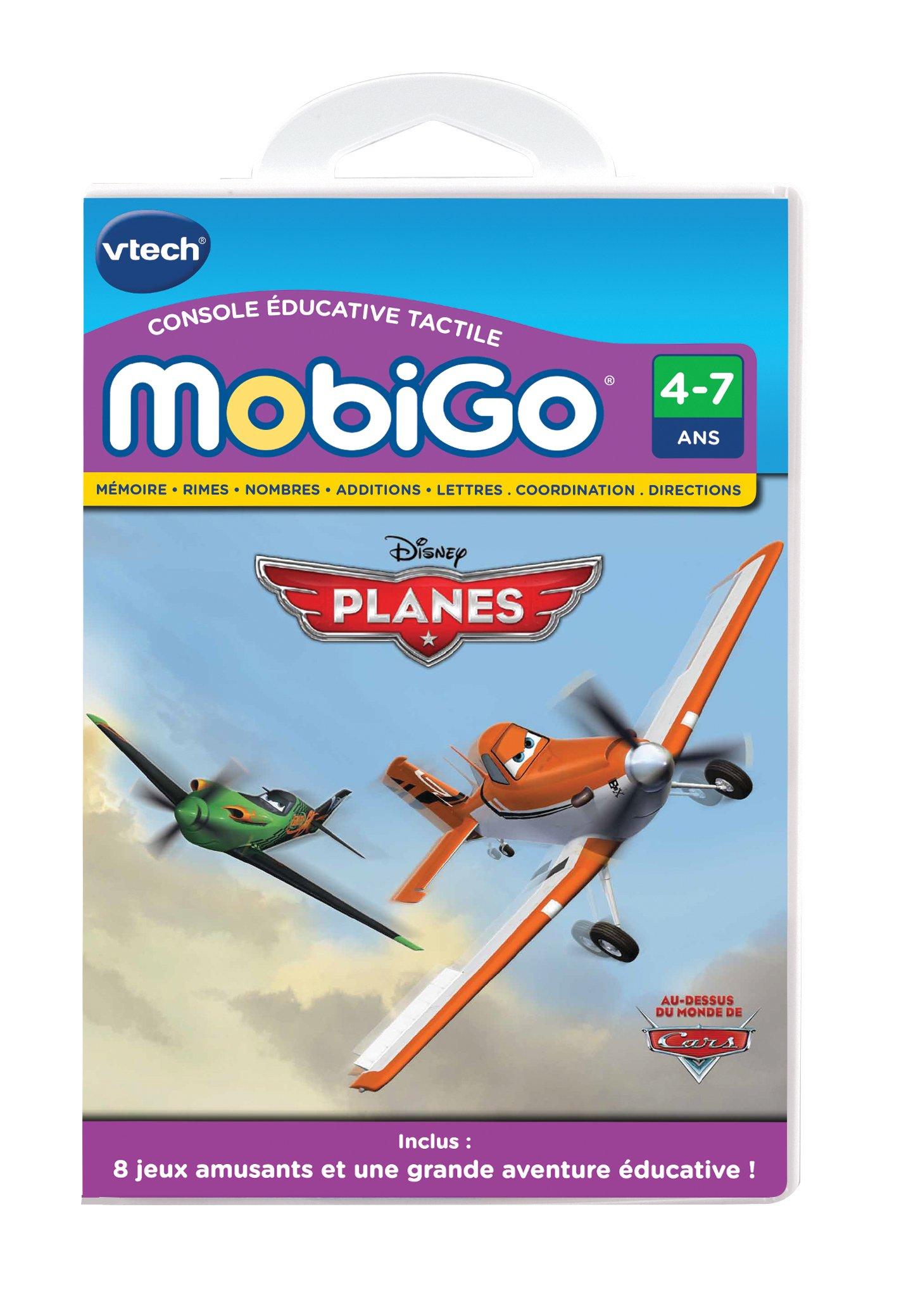 Vtech - 253005 - Jeu Électronique - Jeu Mobigo - Planes product image