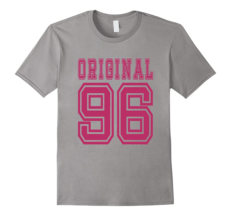 1996 T-shirt 21st Birthday Gift 21 Year Old Girl B-day Cute-Vaci