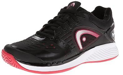 promo code 71ba9 a8327 HEAD Women s Sprint pro-w, Black Pink, ...