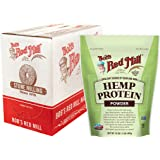 Bob's Red Mill Resealable Hemp Protein Powder, 16 Oz (4 Pack)