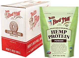product image for Bob's Red Mill Resealable Hemp Protein Powder, 16 Oz (4 Pack)