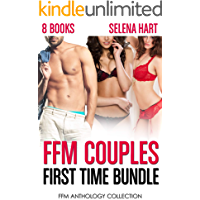 FFM Couples Bundle: 8 Story First Time Box Set Collection book cover