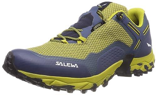 76df6aca666 SALEWA Ms Speed Beat GTX, Zapatillas de Trail Running para Hombre:  Amazon.es: Zapatos y complementos