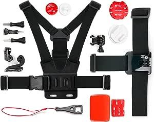 DURAGADGET Kit de Accesorios para Cámara Deportiva Insta360 One X ...
