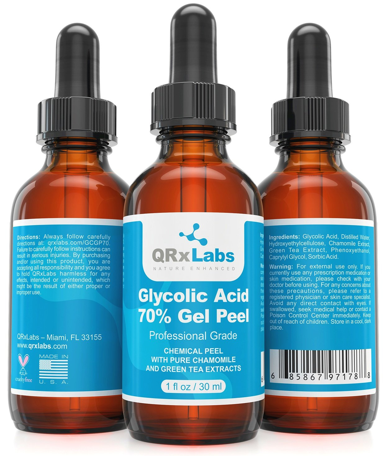 glycolic acid tattoo removal instructions