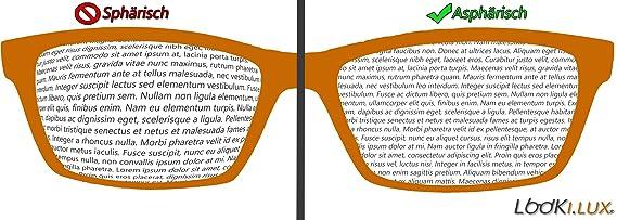 looki.lux Montures de lunettes Homme 762