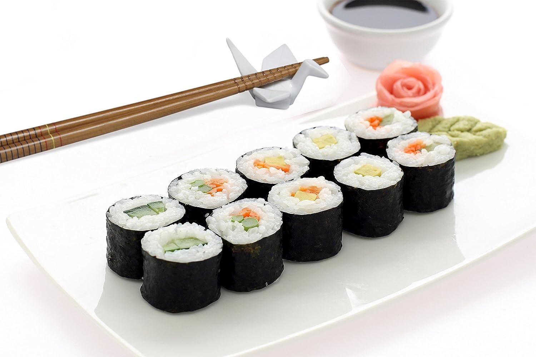 Amazon.com | Helen\'s Asian Kitchen 97025 Sushi Mat with Bamboo ...