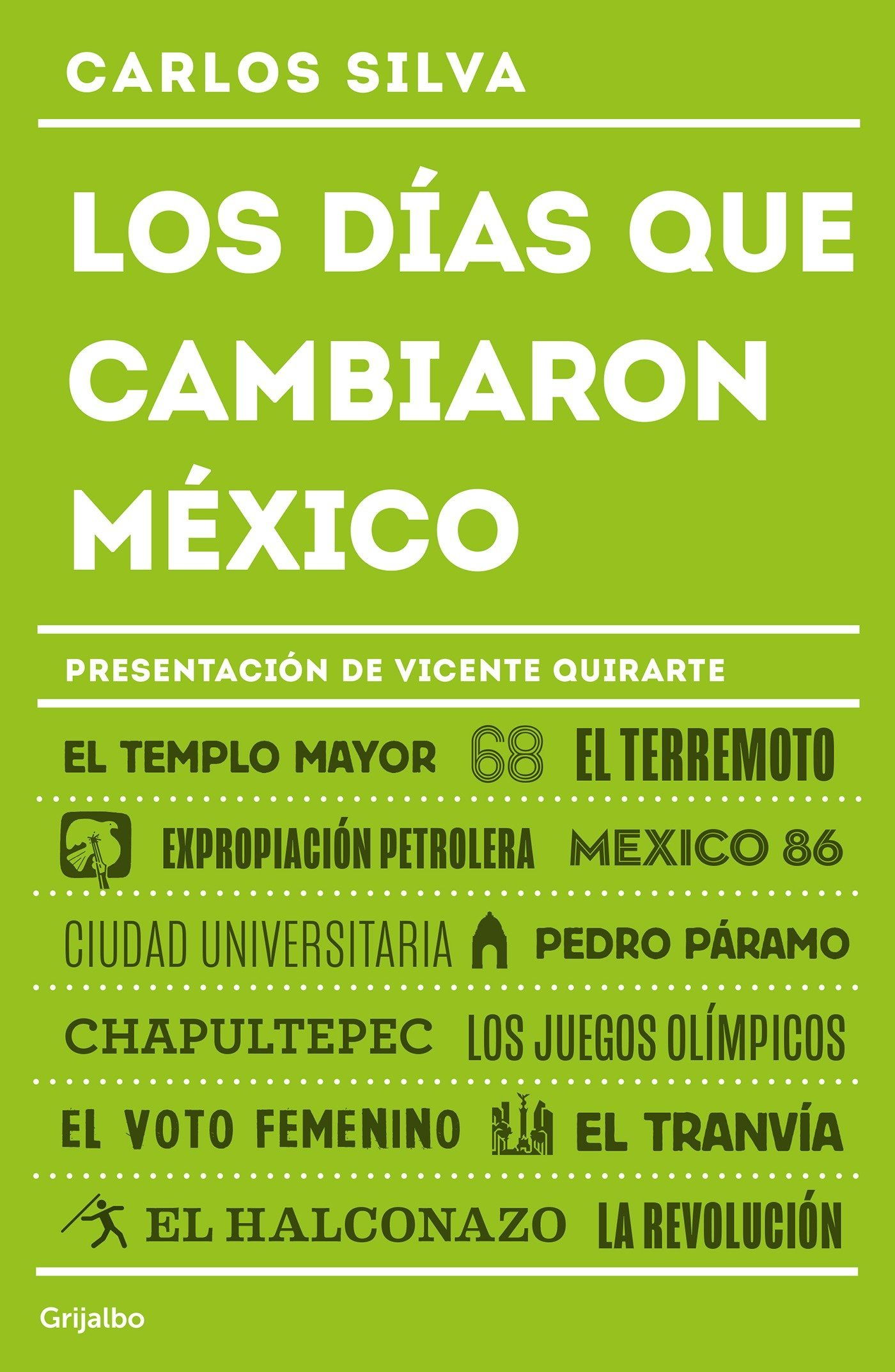 Los Días Que Cambiaron Mexico / The Days That Changed MX: Amazon.es: Silva, Carlos: Libros
