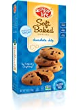 Enjoy Life Soft Baked Cookies, Gluten-Free, Dairy- Free, Nut-Free and Soy-Free, Chocolate Chip, 6 Ounce Box (Pack of 6)