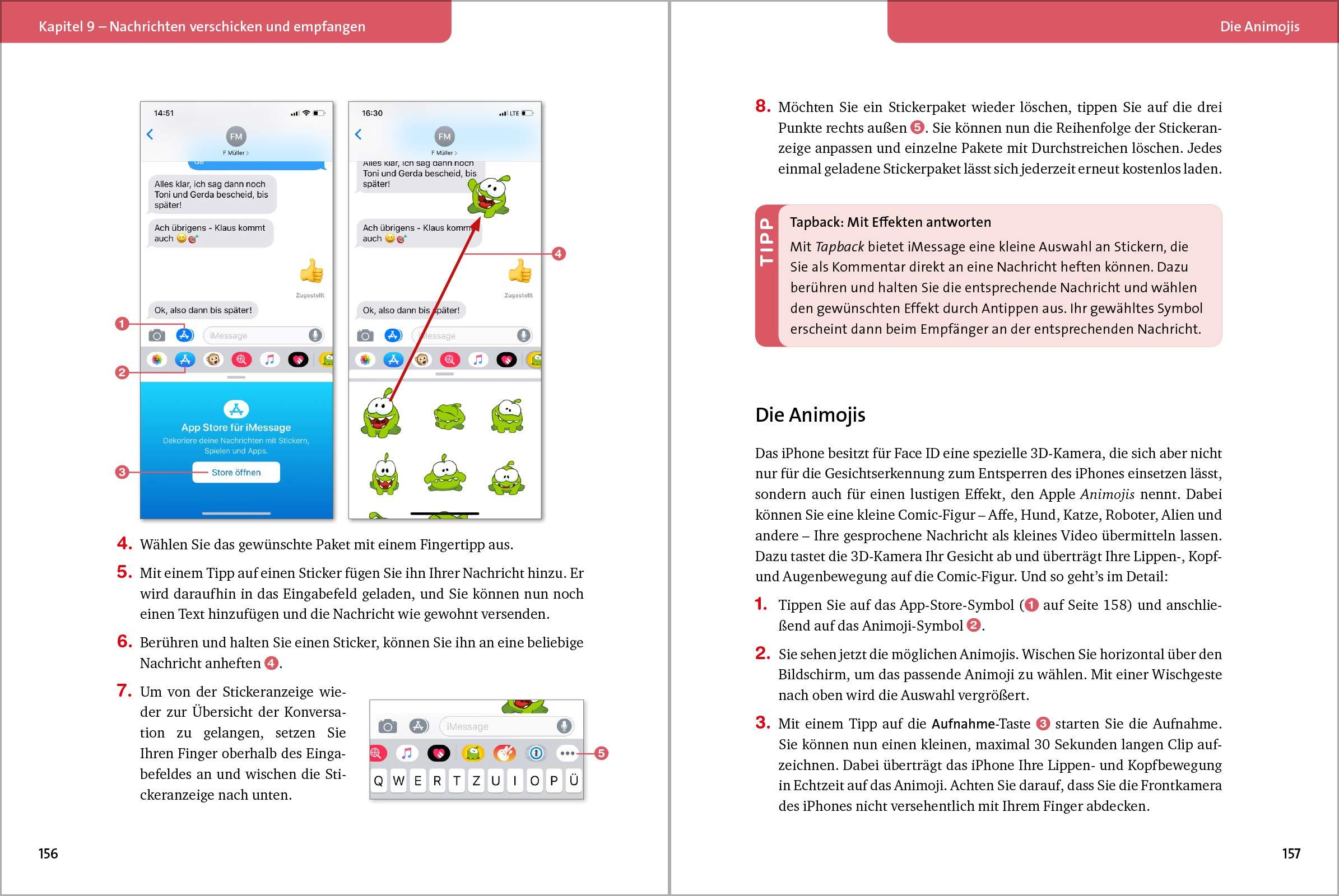 iPhone XR, iPhone XS und XS Maxgalileo14: Die verständliche Anleitung für  alle neuen iPhone-Modelle. Aktuell zu iOS 12: Amazon.de: Giesbert  Damaschke: ...