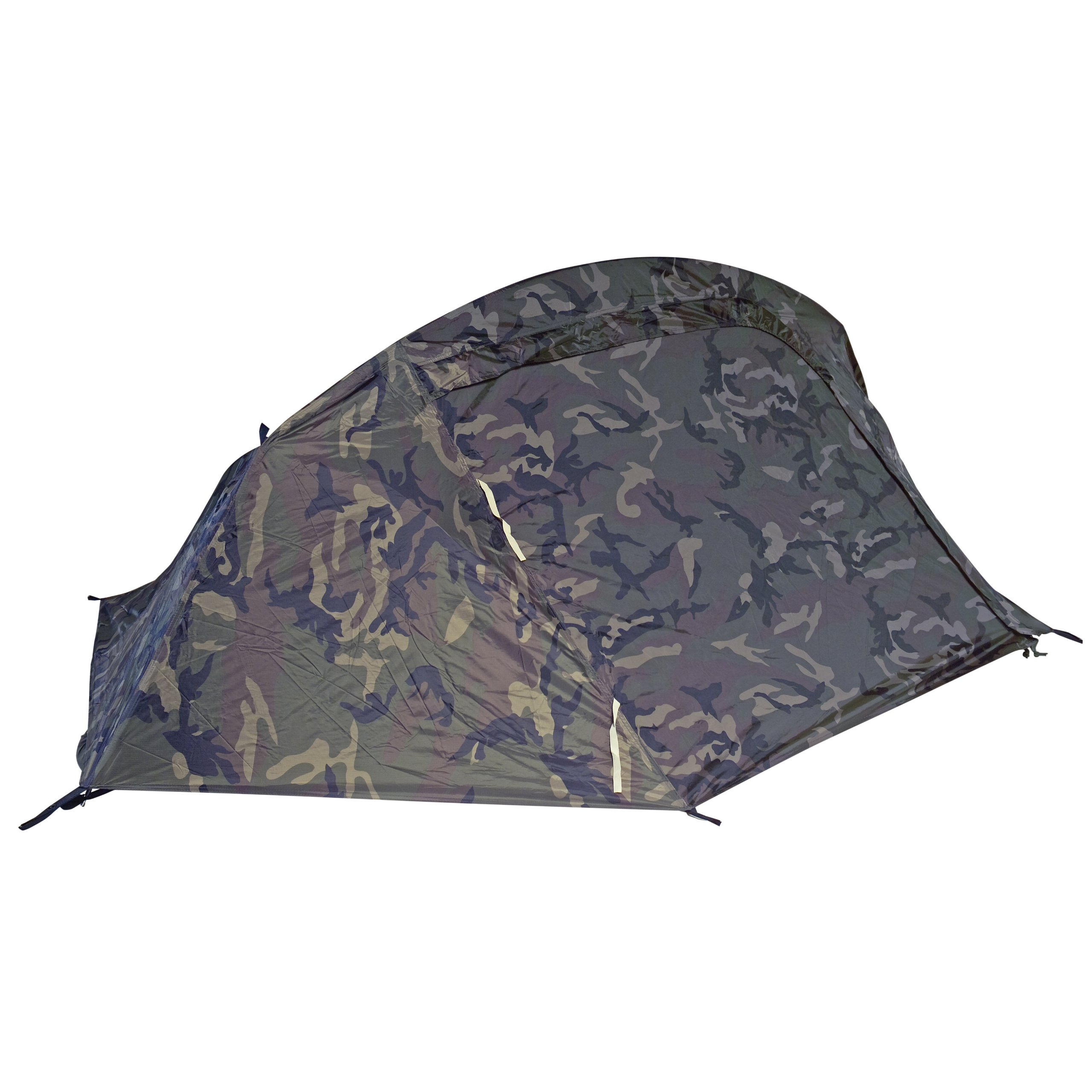 Catoma Adventure Shelters EBNS (Enhanced BedNet System) Woodland Green Wolverine w/Burrow 98694